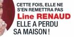 Line Renaud - sa maison perdue - Elle sort la tête de l'eau, grande annonce