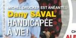 Michel Drucker brisé l'handicap de sa femme- Dany Saval brise le silence (photo)