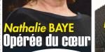 Nathalie Baye - opération cardiaque - Ce projet qui la remet d'aplomb