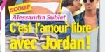 Alessandra Sublet - L'amour libre avec Jordan - chacun fait ce qui lui plait (photo)