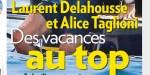 Alice Taglioni se lâche - La fiancée à Laurent Delahousse retombe en enfance (photo)