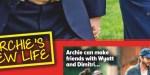 Ashton Kutcher, Mila Kunis - ils chaperonnent Archie - Le fils de Meghan Markle (photo)