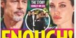 Brad Pitt et Angelina Jolie - la fin de la paix - pénible reproche  qui relance les hostilités (photo)