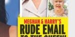 Elizabeth II brisée par le SMS cruel de Meghan Markle et Harry (photo)