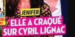 Jenifer, ça chauffe - Elle a craqué sur Cyril Lignac  (photo)
