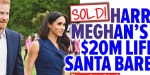 "Kate Middleton, William ""snobés"" par Meghan Markle - nouvelle vie de Harry à Santa Barbara  (photo)"
