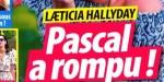 Laeticia Hallyday - Bonheur gâché à Saint-Barth - Pascal a rompu (photo)