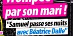 """Samuel Benchetrit - """"Trop"""" proche de  Beatrice Dalle - Vanessa Paradis livre sa vérité"""
