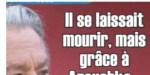Alain Delon se laisse mourrir - sa mise au point