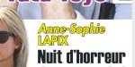 Anne-Sophie Lapix, une nuit d'horreur, un cauchemar