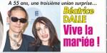 """Beatrice Dalle """"mariée"""" avec Paul Bichet Galaup, 23 ans, sa confidence"""