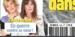 Carla Bruni, fin de brouille avec Valeria Bruni Tedeschi - Elle pardonne à sa sœur