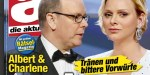 Charlène de Monaco, ça chauffe avec Albert en public, explication en gala (photo)