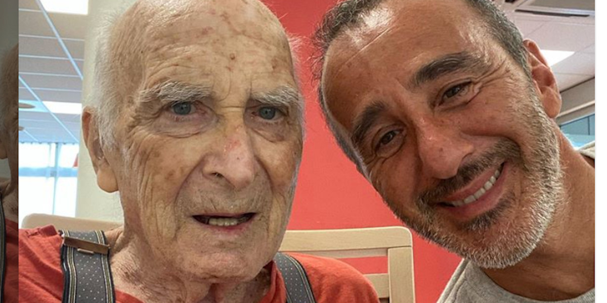 Elie Semoun En Deuil Il Pleure Son Pere Decede Photo