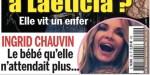 Ingrid Chauvin, le bébé qu'elle n'attendait plus - Elle ouvre son cœur (vidéo)
