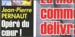 Jean-Pierre Pernaut, graves ennuis de santé - sa mise au point chez Yann Barthès (vidéo)