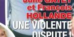 Julie Gayet, François Hollande, violente dispute, ça se confirme