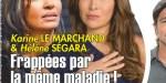 Karine Le Marchand et Hélène Ségara frappées par la même maladie – Leur réaction (photo)