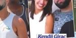 """Kendji Girac, Soraya Miranda, """"futurs parents"""" au concert de Gims- l'étrange rire de la brune (vidéo)"""
