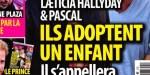 Laeticia Hallyday, adoption d'un petit Johnny - ses priorités ont changé