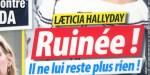 Laeticia Hallyday ruinée,  dette colossale, sa décision à contrecœur