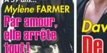 Mylène Farmer en couple avec Benoît, terrifiante, confidence sur sa vie intime