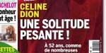 Céline Dion, une solitude pesante, à 52 ans, elle recherche l'âme sœur (photo)