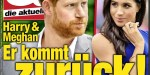 Harry, Meghan Markle, ultimatum du divorce,  l'angoisse pour William et Kate (photo)