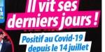 Renaud - Covid chronique - étrange maladie révélée par sa fille Lolita (photo)