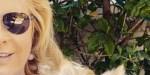 Sylvie Vartan isolement forcé à L.A - David Hallyday brise le silence