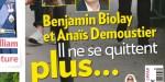 Benjamin Biolay en couple Anaïs Demoustier, échecs, chaos, surprenante confidence
