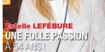 """Estelle Lefébure """"fin"""" d'histoire avec son comédien, le vrai amour de sa vie dévoilé (photo)"""