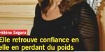 Hélène Ségara, confiance retrouvée - elle évoque sa perte de poids