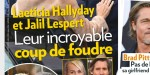 """Jalil Lespert, Laeticia Hallyday """"déjà"""" dans la peau, son nouveau tatouage (vidéo))"""