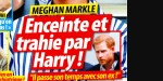 Meghan Markle enceinte et trahie par Harry, il passe son temps avec son ex (photo)
