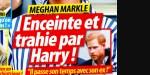 Meghan Markle enceinte et trahie par Harry, il passe son temps avec son ex (photo)