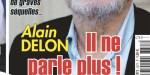 Alain Delon, aphasique, en rééducation, l'annonce de sa fille Anouchka (photo)