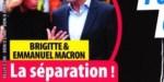 Brigitte Macron, rupture avec le Président en plein confinement - Un proche se livre