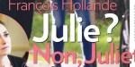 François Hollande, rendez-vous avec Juliette Gernez  - Le prétexte donné à Julie Gayet