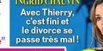 Ingrid Chauvin, divorce très difficile avec Thierry Peythieu, inquiétante confidence