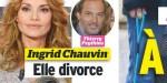 Ingrid Chauvin divorcée - déjà un autre homme dans sa vie (photo)