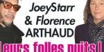 JoeyStarr et Florence Arthaud leurs folles nuits !