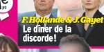 Julie Gayet et François Hollande, diner de la discorde, l'étrange faux-bond de l'actrice
