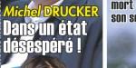 Michel Drucker, gangrène gazeuse, lourde rééducation, son cri de coeur (vidéo)