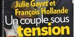 Julie Gayet et François Hollande, un couple sous tension, l'heure est aux explications (photo)