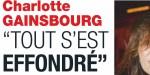 Charlotte Gainsbourg, virus mortel, clouée au lit 35 jours