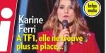 Karine Ferri, délicate position sur TF1, la revanche de la chérie de Gourcuff