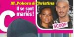 M. Pokora, mariage à Paris avec Christina Milian, son immense cadeau à son père (photo)