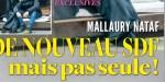 Mallaury Nataf de nouveau SDF, en galère mais pas seule