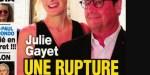 Julie Gayet, une rupture douloureuse, en couple avec François Hollande depuis six ans (photo)